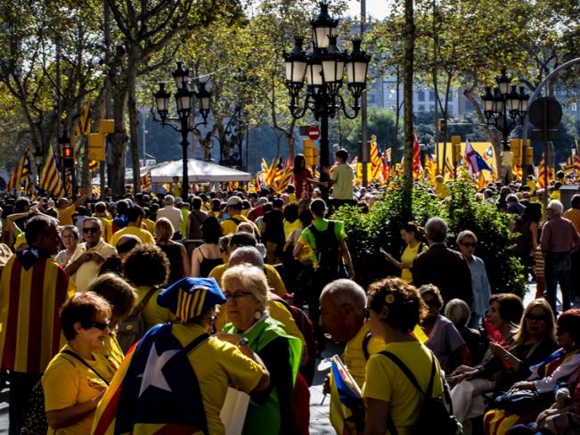 Catalonia's Catalonia