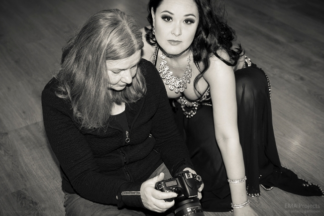 Julia and Regina